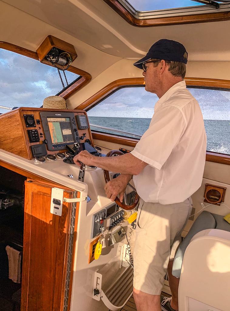 Captain Vann - Seaglass Charters