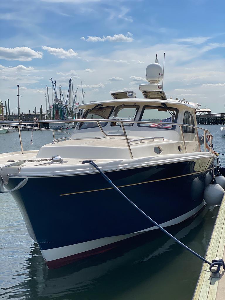 Seaglass Charters - Charleston Cruise