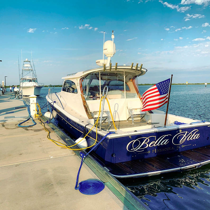 The Bella Vita - Seaglass Charters